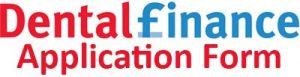 dental finance application form