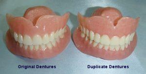 copy dentures