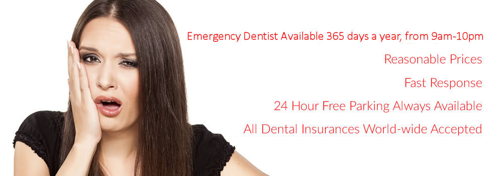 Emergency dentist 365 days