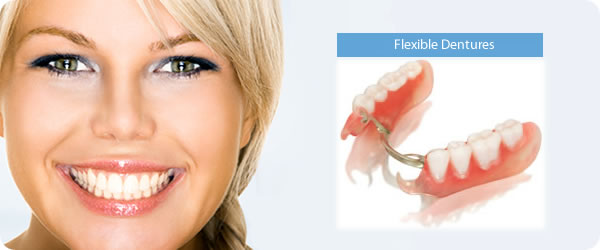 Flexible Dentures
