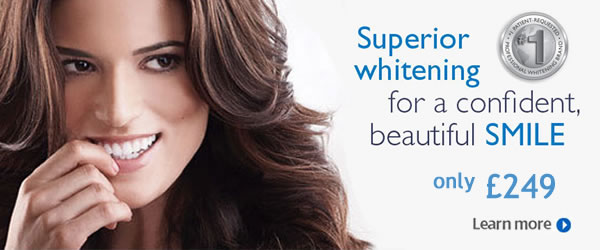 Special Offer Zoom Laser Whitening £249