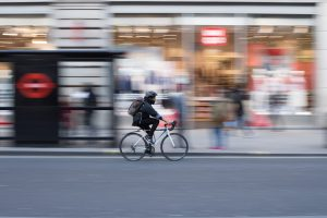 Mouth guards could help protect London cyclists